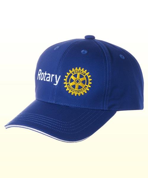 Rotary Logo Cap(Blue)