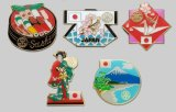 Japanese Pins (5 pieces)