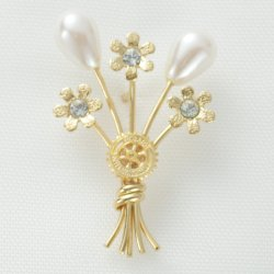 Photo1: Brooch C