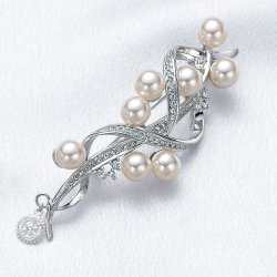 Photo1: Brooch D