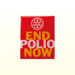 Photo1: END POLIO NOW Pin