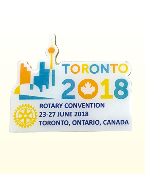 Toronto Convention Pin